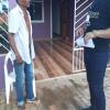 Equipe do Sesc Ler realizando matrículas com os Alunos de EJA – 07/02/2019 – Foto 01