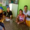 Equipe do Sesc Ler realizando matrículas com os Alunos de EJA – 07/02/2019 – Foto 02
