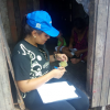 Equipe do Sesc Ler realizando matrículas com os Alunos de EJA – 07/02/2019 – Foto 08