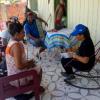 Equipe do Sesc Ler realizando matrículas com os Alunos de EJA – 07/02/2019 – Foto 09