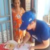 Equipe do Sesc Ler realizando matrículas com os Alunos de EJA – 07/02/2019 – Foto 12