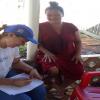 Equipe do Sesc Ler realizando matrículas com os Alunos de EJA – 07/02/2019 – Foto 16