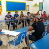 Reunião para tratarem dos Assuntos Pedagógicos e Administrativos – 08/02/2019 – Foto 01