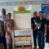 Professores recebendo o Baú de Leitura – Projeto do DN –  08/02/2019 – Foto 01