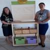 Professores recebendo o Baú de Leitura – Projeto do DN –  08/02/2019 – Foto 03