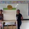 Professores recebendo o Baú de Leitura – Projeto do DN –  08/02/2019 – Foto 04