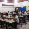 Turmas da EJA em sala e realizando um Tur. Pedagógico para conhecerem a Unidade – 12/02/2019 – Foto 03
