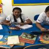 Professora Otávia trabalhando Leitura com turma de EJA noite – 13/02/19 – Foto 01