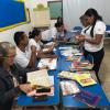 Professora Otávia trabalhando Leitura com turma de EJA noite – 13/02/19 – Foto 04