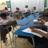 Professora Otávia trabalhando Leitura com turma de EJA noite – 13/02/19 – Foto 06