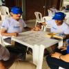 Professora Rosângela, trabalhando Jogos com alunos da EJA – Tarde – 22/02/19 – Foto 01