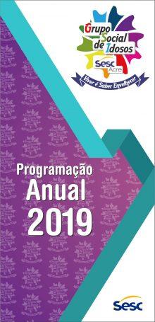 PROGRAMAÇÃO GSI 2019 – Folha 01