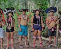 Grupo Wagoh Pakob- Paiter Surui- Foto Ubiratan Surui