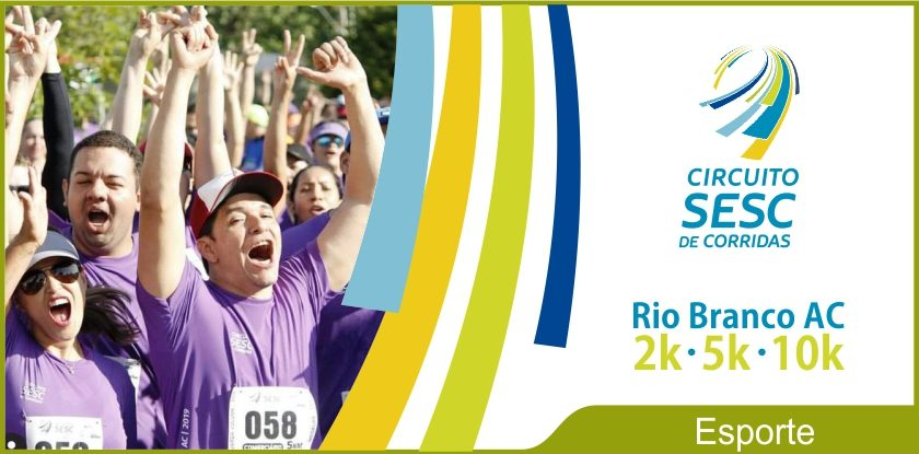 Circuito Sesc de Corridas em Rio Branco (0)