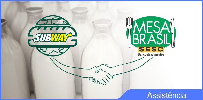 Subway doa leite ao MB (0) v1.1