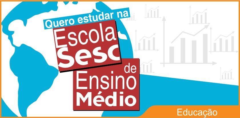 Escola Sesc Supera Média Mundial (0)