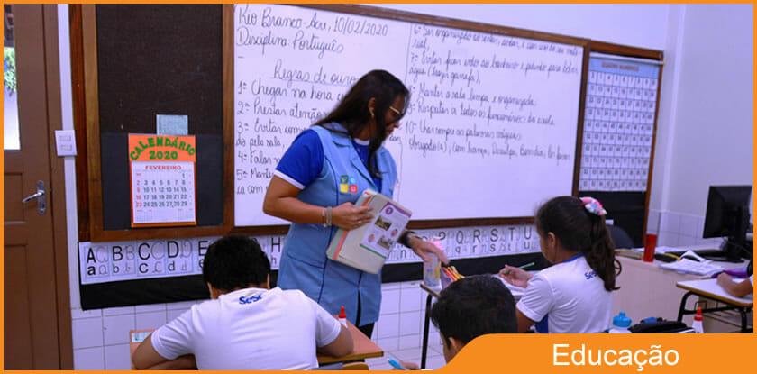 Escola Sesc inicia Ano letivo 2020 (0)