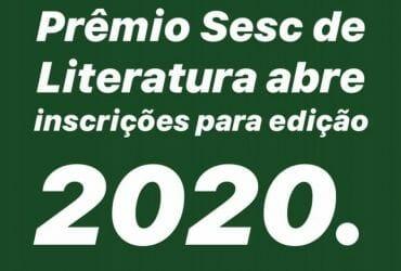 Premio Sesc de Literatura 2020 (2)