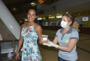 FecomércioAC e Governo Parceiros distribuindo Sopa (1)