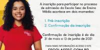 2021-05-24 – Fechando Prazo Inscrições EsEM – 02